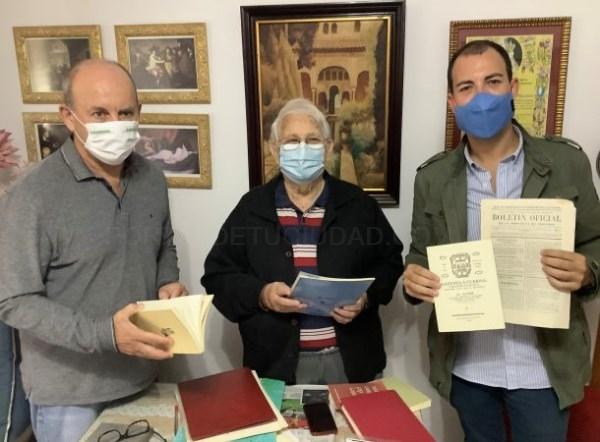 La Biblioteca Municipal de Almuñécar contará con una sección de Periodismo
