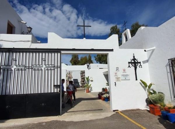 Los cementerios de Almuñécar y La Herradura ponen en marcha hoy medidas especiales con motivo del Día de los Santos