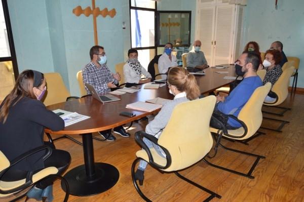 La 'Comisión de Movilidad del Centro Histórico' de Salobreña se ha vuelto a reunir para arrancar con el Plan de 'Estrategia integral de desarrollo del