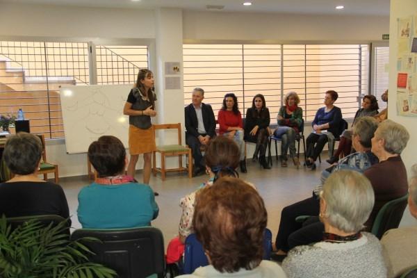 """""""Huellas"""": un proyecto piloto de la Diputación para visibilizar a las mujeres de la provincia"""