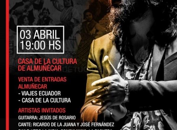 """La Casa de la Cultura de Almuñécar acogerá la presentación del espectáculo flamenco """"El Turry y Familia"""""""