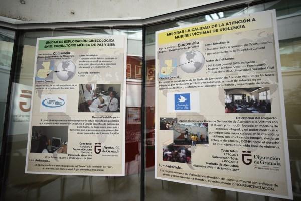 Diputación destina 450.000 euros a proyectos de cooperación internacional y educación para el desarrollo