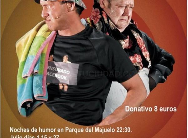 """""""Censurados en Facebook"""" cierra este martes sus actuaciones veraniegas en el parque El Majuelo de Almuñécar"""