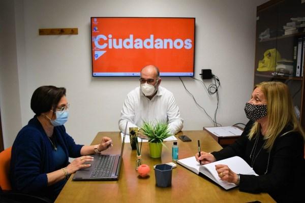 """Cs afronta desde el Gobierno local de Albolote un nuevo curso político """"crucial"""" y """"centrado en las reivindicaciones históricas"""" de los alboloteños"""
