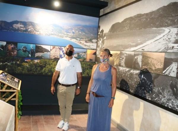 """La Asociación Amigos del Mar presenta en el Castillo de La Herradura el aula """"Los Tesoros de la vida marina"""""""
