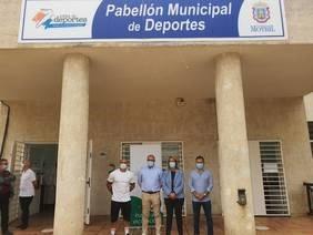 Concluyen las vacunaciones masivas del Pabellón de Deportes desde el recuerdo a las víctimas del Covid