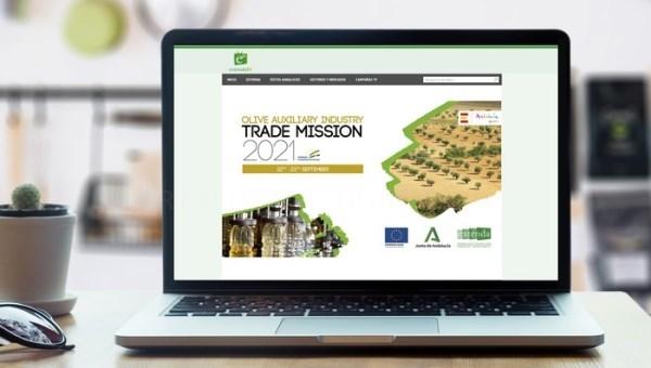 Extenda acerca en Expoliva a agentes de la industria auxiliar del olivar de EEUU, Brasil, Turquía, Emiratos Árabes, Perú e Italia