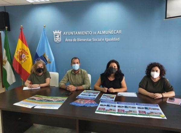 Almuñécar presenta una programación especial para octubre con motivo del Día del Mayor