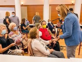 La Universidad de Mayores inicia un nuevo curso desde la ilusión de un colectivo ejemplar y comprometido