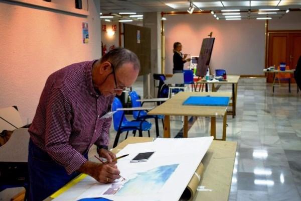 Almuñécar celebra del 18 al 24 el X Meeting Internacional Art 2021