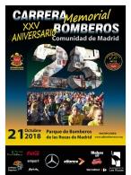 CARRERA XXV MEMORIAL BOMBEROS DE LA COMUNIDAD DE MADRID.