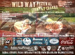 WILD WAY FESTIVAL COUNTRY CHARRO 2015