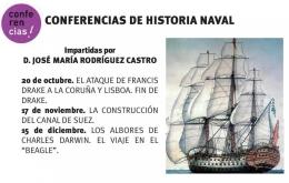 Ciclo conferencias: Historia Naval