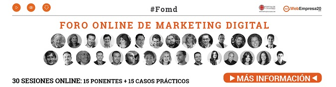 FORO ONLINE MARKETING DIGITAL 2014