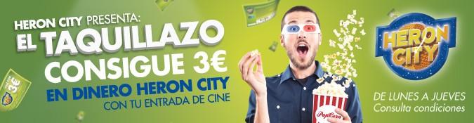 HERON CITY PRESENTA 'EL TAQUILLAZO'