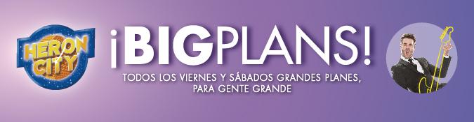 GRANDES PLANES PARA GENTE GRANDE: HERON CITY
