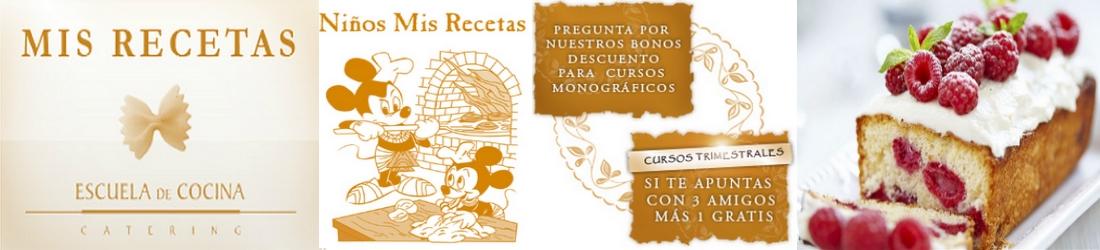 Escuela Mis Recetas - Rosanna Peruzzi, escuelas de cocina en Las Rozas