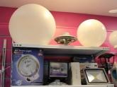 bombillas de bajo consumo,  lamparas en Las Rozas