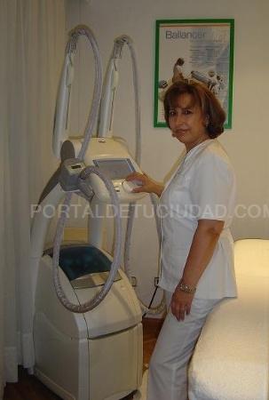 esteticistas Boadilla, ultrasonidos Boadilla, quamtum scio en Boadilla, presoterapia en Boadilla