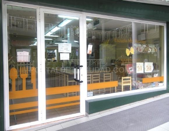 Escuela mis recetas rosanna peruzzi escuelas de cocina for Escuela de cocina