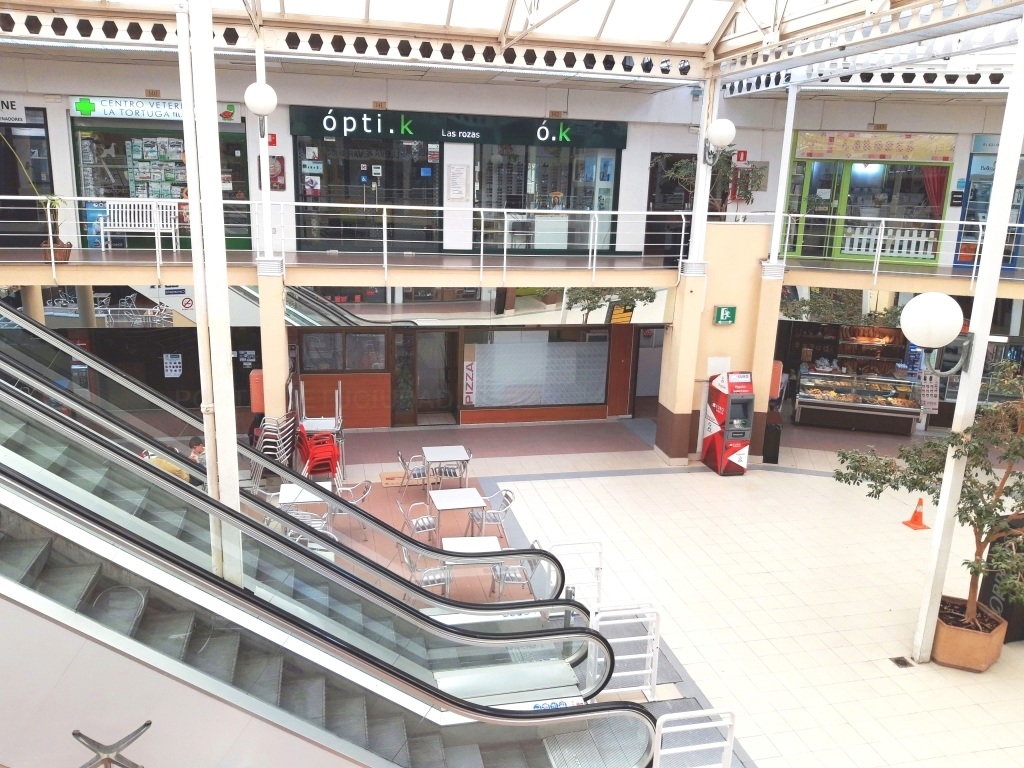 centros comerciales en Las Matas, comercios en Las Rozas, tiendas en Las Rozas