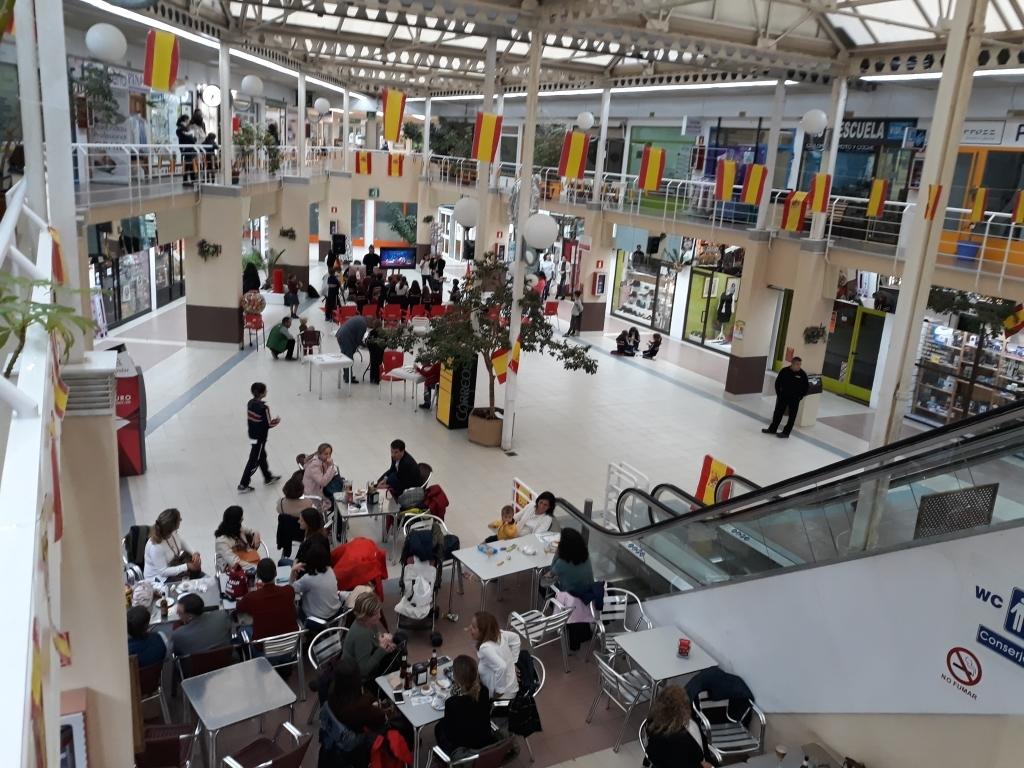 centros comerciales en El Cantizal, centro comercial en El Cantizal, de tiendas en Las Rozas