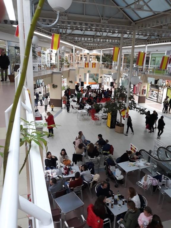 centros comerciales en El Cantizal,