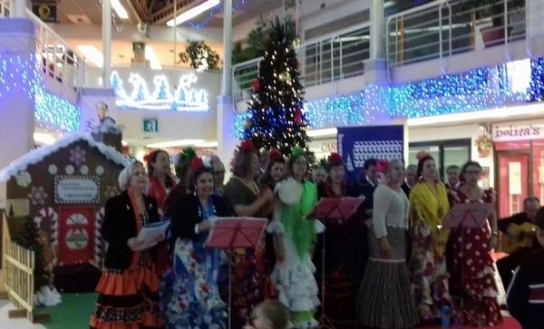 Centro comercial en Las Rozas