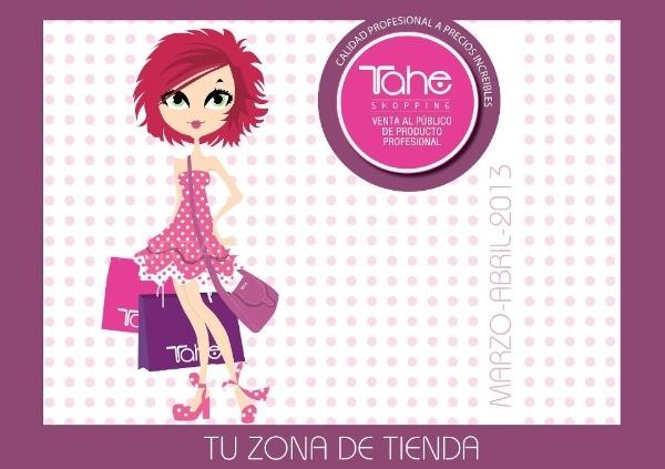 tahe shopping en Boadilla, tahe shopping en Treska Peluqueros