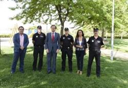 La Policía Local tiene en marcha una campaña especial para controlar el consumo de alcohol en los parques