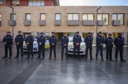 Boadilla, municipio con menor número de infracciones penales de la región en el primer trimestre de 2017.