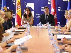 El Ayuntamiento destina 136.000 euros de ayudas para los centros públicos de Las Rozas.