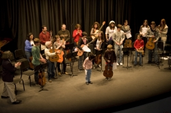 Abierto el plazo de preinscripción para la Escuela de Música y los talleres municipales.