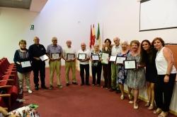 El Ayuntamiento reconoce la labor solidaria de 40 voluntarios de los proyectos sociales.