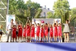 Terminan los Campeonatos Municipales Escolares con la participación de casi 3.000 niños en seis disciplinas deportivas.