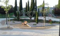 Finalizada la remodelación integral del parque Cerro Almodóvar