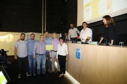 El Ayuntamiento premia las mejores prácticas en movilidad sostenible