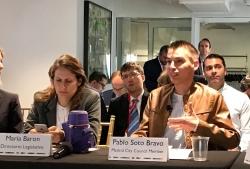 Soto comparte la experiencia de Decide Madrid con ministros de una decena de países