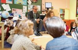 15 colegios de la Comunidad participan el programa 'Educar para ser'.