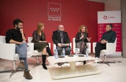 la Comunidad de Madrid brinda al cine madrileño y que se está traduciendo en nuevas medidas y más presupuesto.