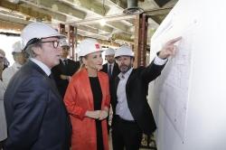 Cifuentes anuncia un Plan de Inversiones para mejorar los hospitales públicos con un presupuesto de  1.000 millón de euros.