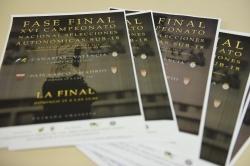Boadilla acogerá el próximo fin de semana la fase final del Campeonato de España de selecciones autonómicas de fútbol sub 18.