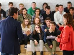 El Ayuntamiento de Las Rozas pone en marcha un programa de emprendimiento y liderazgo para alumnos de Bachillerato.