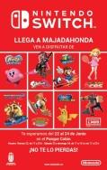 """Del 22 al 24 de junio, el Parque de Colón acogerá el evento familiar """"Nintendo Switch""""."""
