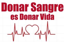 Donación de sangre el viernes 20 de julio