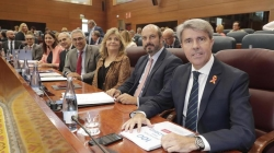 """Garrido exige """"blindar"""" la política de impuestos bajos de la Comunidad de Madrid."""