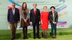 Garrido destaca las iniciativas de la Comuni.dad para promocionar el talento femenino