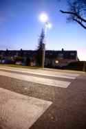 El Ayuntamiento mejorará la iluminación de 264 pasos de cebra de las principales vías de Las Rozas.