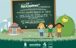 """""""Los Peque Recicladores"""": nuevo reto de los escolares de Primaria de Majadahonda."""