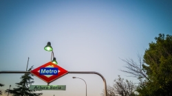Se invierte en modernizar la estación de Metro de Arturo Soria una de las estaciones más antiguas de la red.